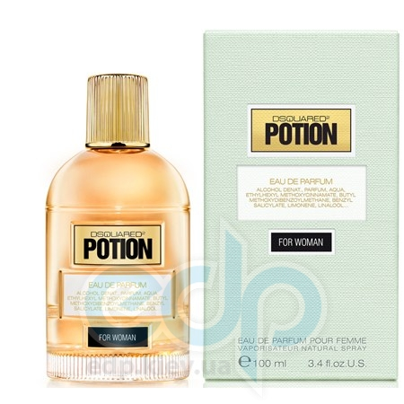 Dsquared 2 Potion For Women - дезодорант - 100 ml