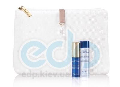 Guerlain - Super Aqua - Подарочный набор (сыворотка 5 ml+лосьон 15ml+косметичка)