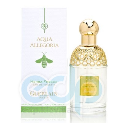 Guerlain Aqua Allegoria Herba Fresca - туалетная вода - 125 ml TESTER