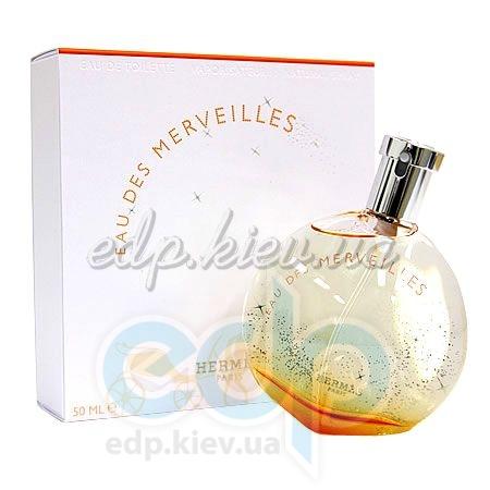 Hermes Eau des Merveilles - Набор (туалетная вода 50 + лосьон-молочко для тела 40 + гель для душа 40)