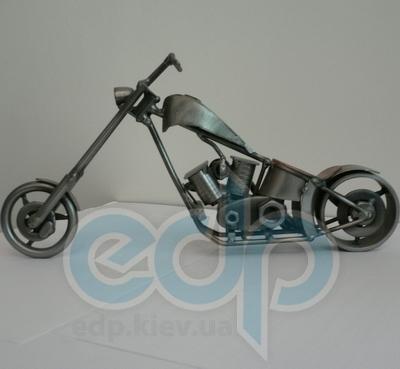 Hinz and Kunst (cтатуэтки) Статуэтки Hinz and Kunst (Германия) - Мотоцикл Harley - 15 x 30 см. (металл)