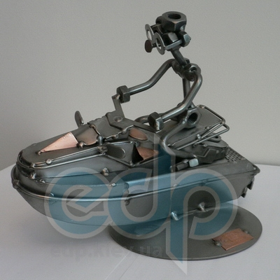 Hinz and Kunst (cтатуэтки) Статуэтки Hinz and Kunst (Германия) - Водный мотоцикл - 18 x 21 см. (металл)