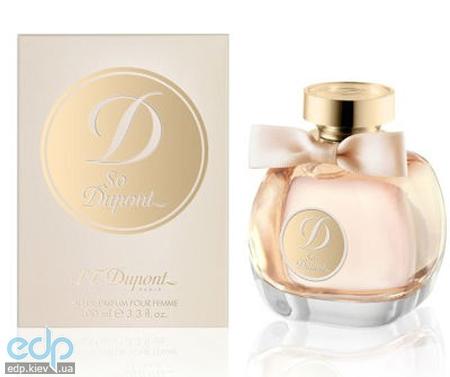 Dupont So Dupont Pour Femme - парфюмированная вода - 100 ml