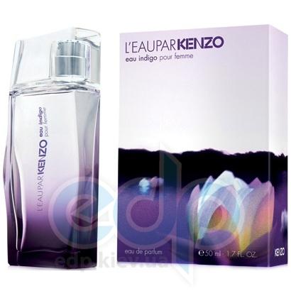 Leau par Kenzo Eau Indigo pour femme - парфюмированная вода - 100 ml TESTER