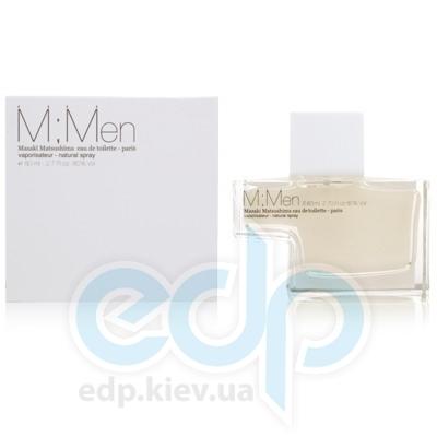 Masaki Matsushima M Men - туалетная вода - 80 ml