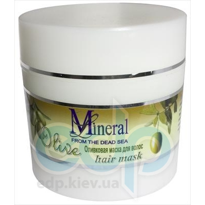 Mineral Line - Маска для волос Оливковая - 250 ml