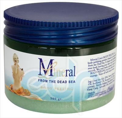 Mineral Line - Пилинг для тела - Эвкалипт - 500 gr