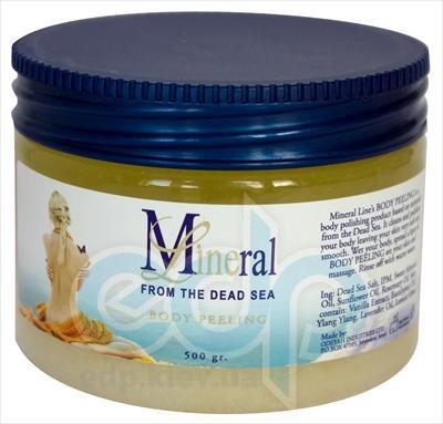 Mineral Line - Пилинг для тела - Ваниль - 500 gr