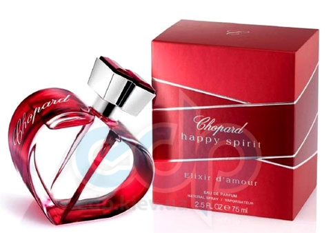 Chopard Happy Spirit Elixir dAmour - парфюмированная вода - 75 ml TESTER