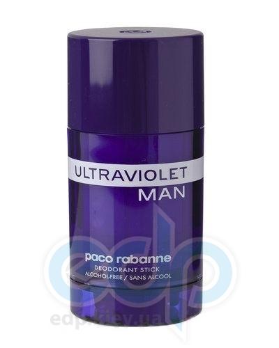Paco Rabanne Ultraviolet Man -  дезодорант стик - 75 ml