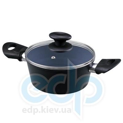 Granchio (посуда) Granchio -  Кастрюля Granchio Eco Pan - объем 5.9 л. Диаметр 24 см. (арт. 88066)
