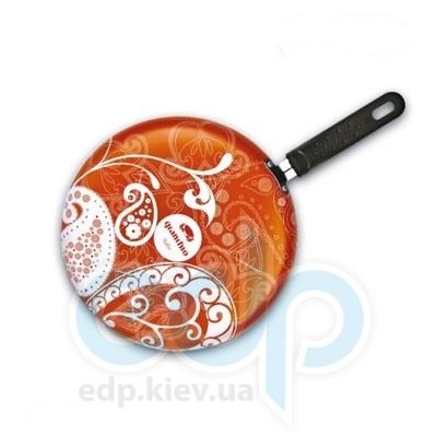 Granchio (посуда) Granchio -  Блинная сковорода Granchio Ornamento Crepe - диаметр 23 см (арт. 88269)