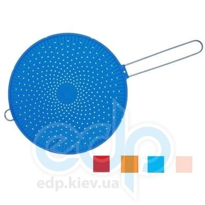 Granchio (посуда) Granchio -  Силиконовый улавливатель брызг Granchio Silico Flex объем 28 см (арт. 88418)