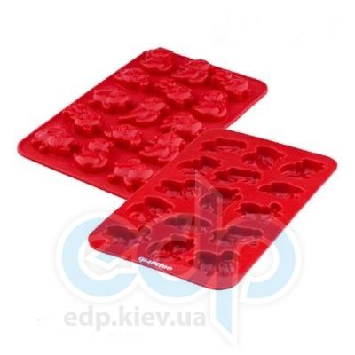 Granchio (посуда) Granchio -  Форма для шоколада силиконовая  Granchio Silico Flex   размер 23х14 см (арт. 88425)