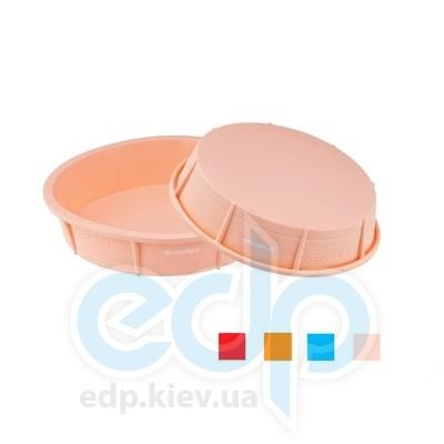 Granchio (посуда) Granchio -  Форма силиконовая для выпечки круглая Granchio Silico Flex  диаметр 20 см (арт. 88431)