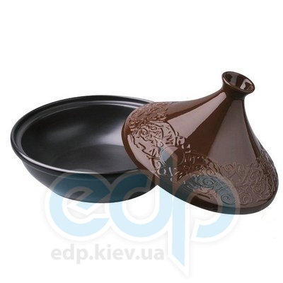 Granchio (посуда) Granchio -  Тажин керамический Granchio Orientale, диаметр 30см, объем 3 л.(арт. 88536)