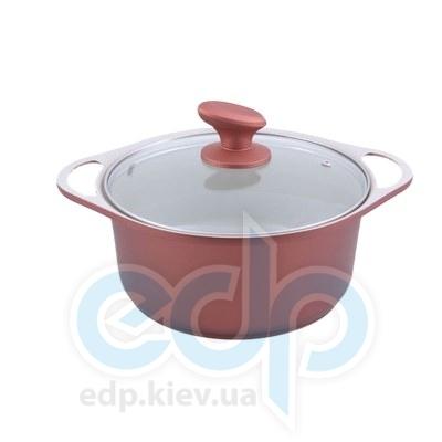 Fissman (посуда) Fissman - Кастрюля BISCUIT 20x10см 3.3л  (ФС4.671)