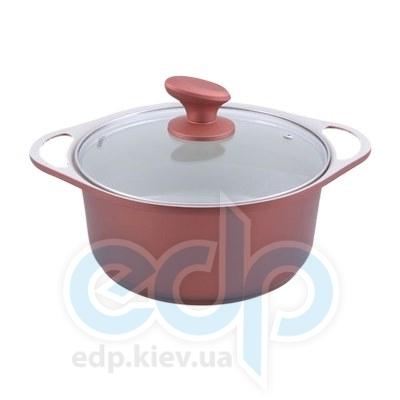 Fissman (посуда) Fissman - Кастрюля BISCUIT 24x11см 4.5л  (ФС4.672)
