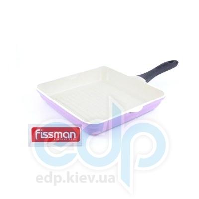 Fissman - Сковорода гриль LAZURITE 28 см (AL-4744.28)
