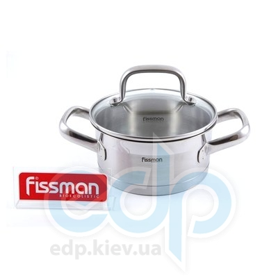 Fissman (посуда) Fissman - Кастрюля CORDELIA 16x7.5см  (ФС5321)