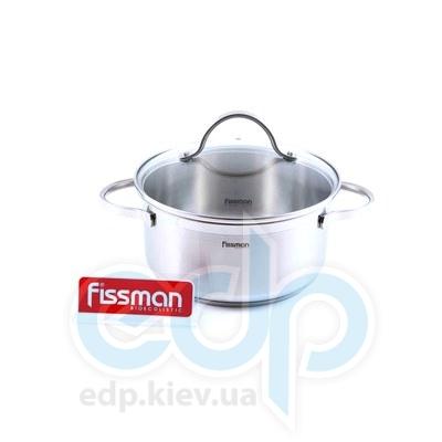 Fissman (посуда) Fissman - Кастрюля LUMINOSA20x9.5см 3л  (ФС5333)