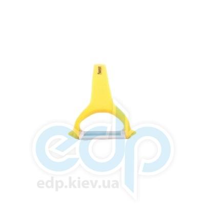 Fissman - Нож для овощей керамика (PR-7.011.YP)