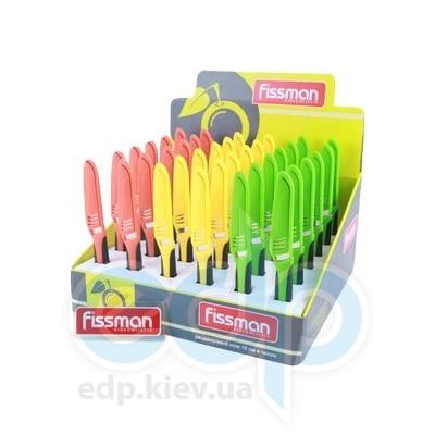 Fissman - Нож разделочный 10 см в чехле (PR-7709.PR)