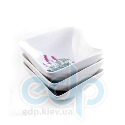 Maestro (посуда) Maestro - Набор пиал Лаванда 3шт (МР10024-50)