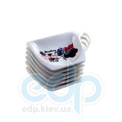 Maestro (посуда) Maestro - Набор из 6-х розеток Чашка (МР10025-54)
