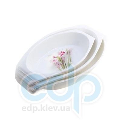 Maestro (посуда) Maestro - Блюдо овальное Орхидея (МР11034-42)