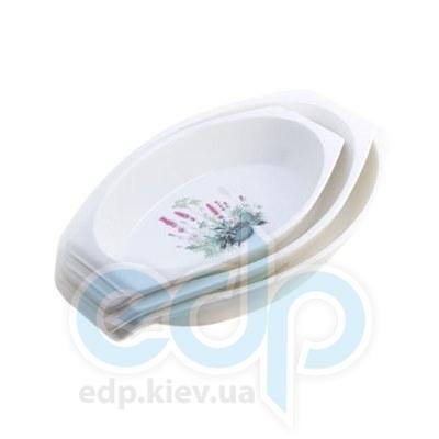 Maestro (посуда) Maestro - Блюдо овальное Лаванда (МР11224-42)