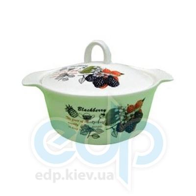 Maestro (посуда) Maestro - Кастрюля керамическая с крышкой 16см. (МР16525-41)