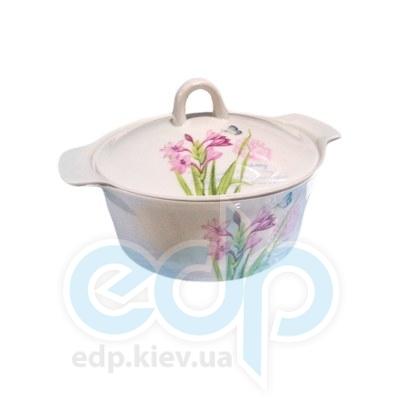 Maestro (посуда) Maestro - Кастрюля керамическая с крышкой 16 см. (МР16534-41)