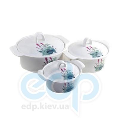 Maestro (посуда) Maestro - Кастрюля керамическая с крышкой 19 см. (МР17624-41)