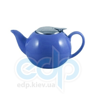 Maestro (посуда) Maestro - Чайник-заварник 750мл керамика синий (МР20004-08с)