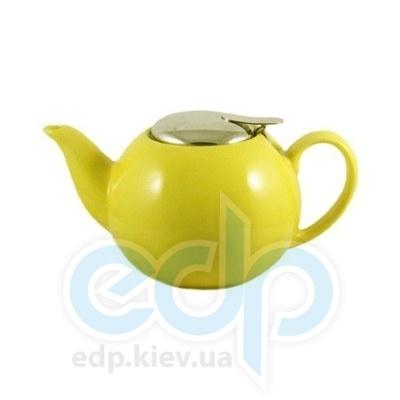 Maestro (посуда) Maestro - Чайник-заварник 750мл керамика желтый (МР20004-08ж)