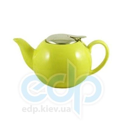 Maestro (посуда) Maestro - Чайник-заварник 750мл керамика керамический зеленый (МР20004-08з)