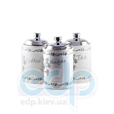 Maestro (посуда) Maestro - Набор из 3-х ёмкостей керамика (МР20007-03CS)
