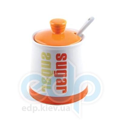 Maestro (посуда) Maestro - Сахарница, ложка керамика (МР20033-09)
