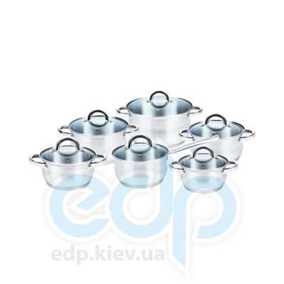 Maestro (посуда) Maestro - Набор посуды 12пр. сер. (МР2120)