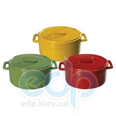Maestro (посуда) Maestro - Кастрюля керамическая с крышкой 3.3л (МР218041-40)