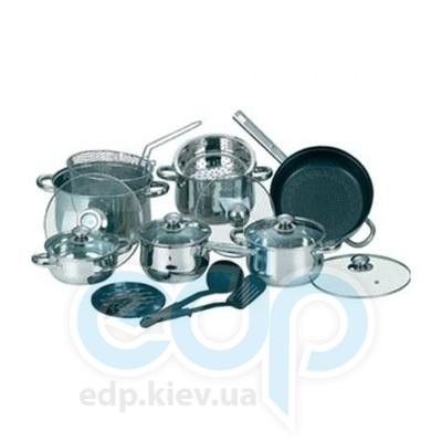 Maestro (посуда) Maestro - Набор посуды 17пр. сер. (МР2520)