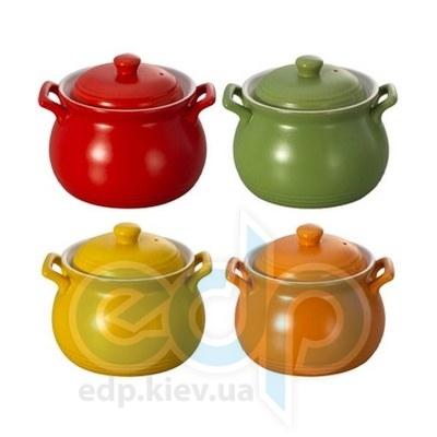 Maestro (посуда) Maestro - Кастрюля керамическая с крышкой 16 см. 1.5л (МР26506-40)
