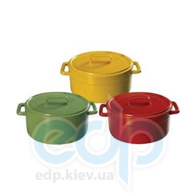 Maestro (посуда) Maestro - Кастрюля керамическая с крышкой 2л (МР28006-41)