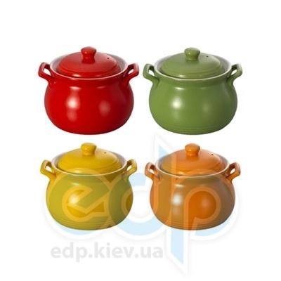 Maestro (посуда) Maestro - Кастрюля керамическая с крышкой 18 см. 2.6л (МР28506-40)
