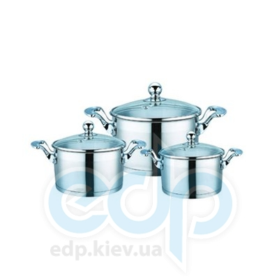 Maestro (посуда) Maestro - Набор посуды 6пр. (МР3506)
