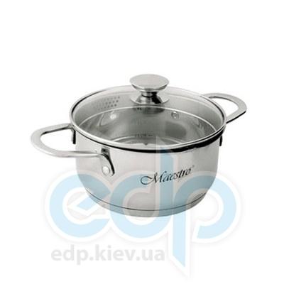 Maestro (посуда) Maestro - Кастрюля 16см. 1.6л (МР3510-16)