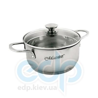 Maestro (посуда) Maestro - Кастрюля 18см. 2.28л (МР3510-18)