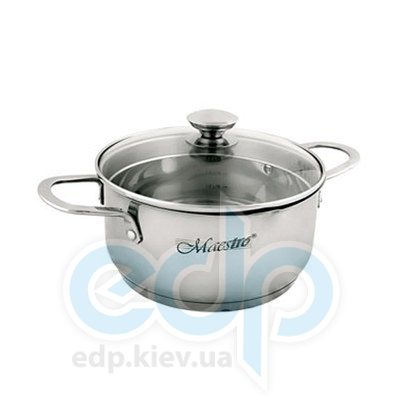 Maestro (посуда) Maestro - Кастрюля 20см. 3.14л (МР3510-20)