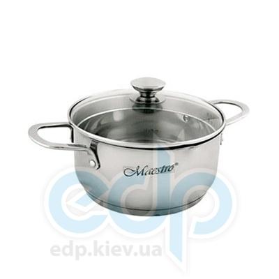 Maestro (посуда) Maestro - Кастрюля 24см. 5.9л (МР3510-24)
